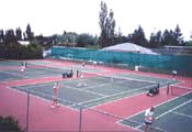Comox Valley Tennis Club